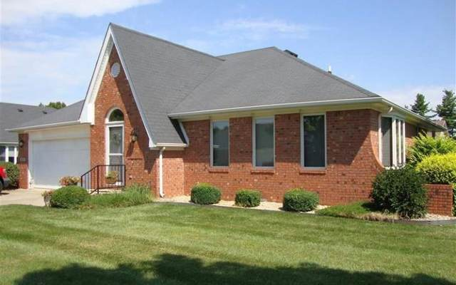 859 Freedom Drive #17, Seymour, IN 47274 (MLS #21729357) :: AR/haus Group Realty
