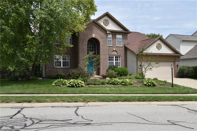 12214 Limestone Drive, Fishers, IN 46037 (MLS #21729380) :: Your Journey Team