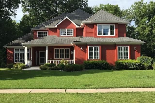 10033 Oak Ridge Drive, Zionsville, IN 46077 (MLS #21729389) :: Heard Real Estate Team | eXp Realty, LLC