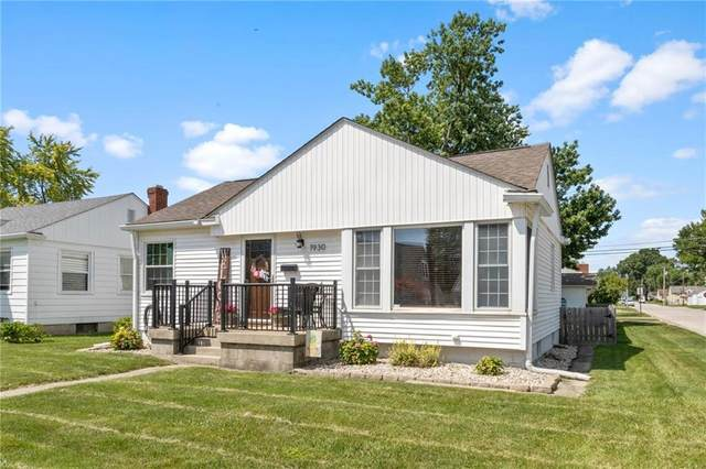 1930 Fisher Avenue, Speedway, IN 46224 (MLS #21729393) :: The Evelo Team