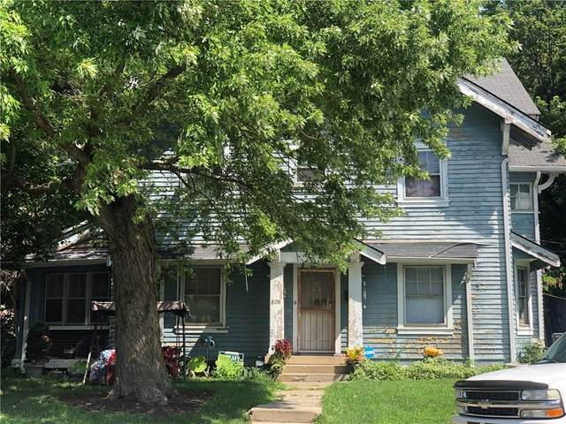 806 Fairfield Avenue, Indianapolis, IN 46208 (MLS #21729406) :: Your Journey Team