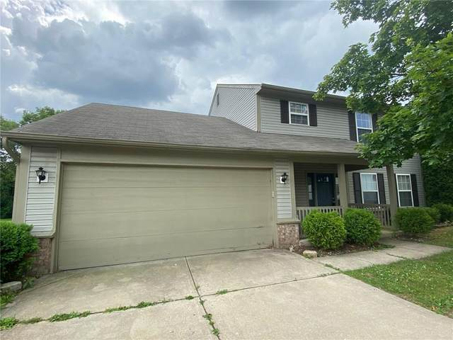 7811 Blue Willow Drive, Indianapolis, IN 46239 (MLS #21729416) :: Dean Wagner Realtors