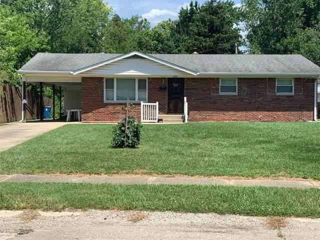 6230 Radnor Road, Indianapolis, IN 46226 (MLS #21729440) :: Heard Real Estate Team | eXp Realty, LLC