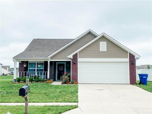 10034 James Run Drive, Indianapolis, IN 46239 (MLS #21729443) :: Mike Price Realty Team - RE/MAX Centerstone