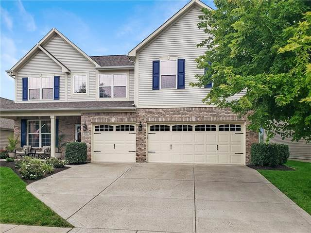 8721 S Tibbs Avenue, Indianapolis, IN 46217 (MLS #21729449) :: Mike Price Realty Team - RE/MAX Centerstone