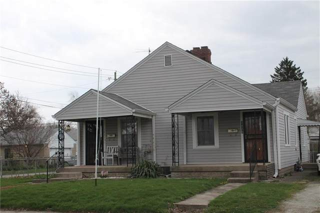 1429 N Denny Street, Indianapolis, IN 46201 (MLS #21729457) :: Heard Real Estate Team | eXp Realty, LLC