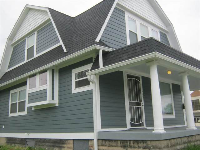 715 E 22nd Street, Indianapolis, IN 46205 (MLS #21729461) :: Heard Real Estate Team | eXp Realty, LLC
