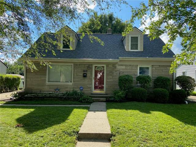 368 N 18th Avenue, Beech Grove, IN 46107 (MLS #21729500) :: Mike Price Realty Team - RE/MAX Centerstone
