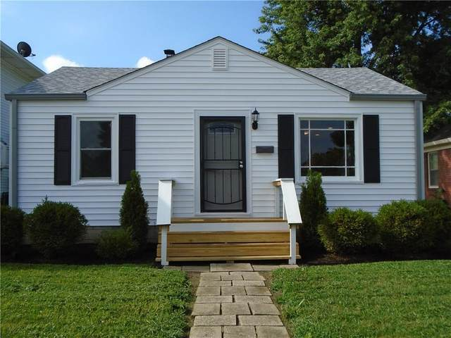 1033 Cameron Street Street, Indianapolis, IN 46203 (MLS #21729520) :: Anthony Robinson & AMR Real Estate Group LLC