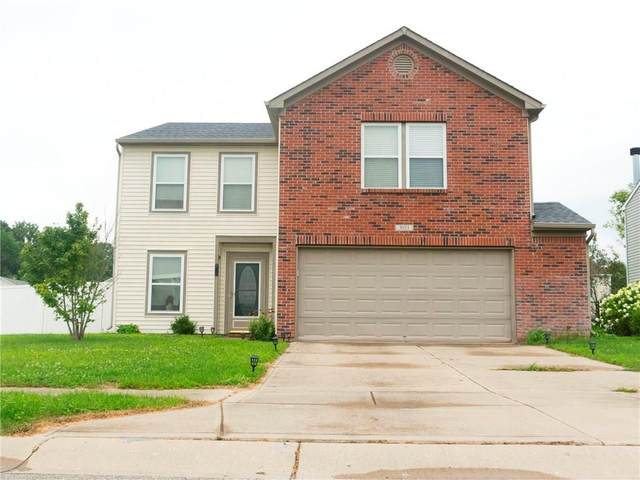 3033 W Meadowbend Lane, Monrovia, IN 46157 (MLS #21729529) :: Mike Price Realty Team - RE/MAX Centerstone