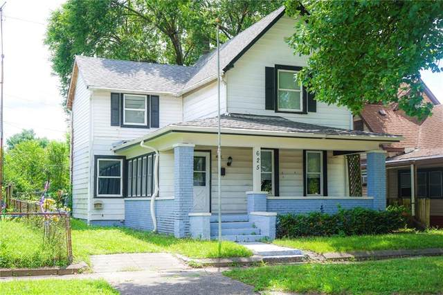 625 Birch Avenue, Indianapolis, IN 46221 (MLS #21729536) :: Dean Wagner Realtors