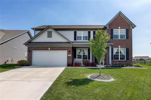 4061 Sunnyside Court, Danville, IN 46122 (MLS #21729537) :: David Brenton's Team