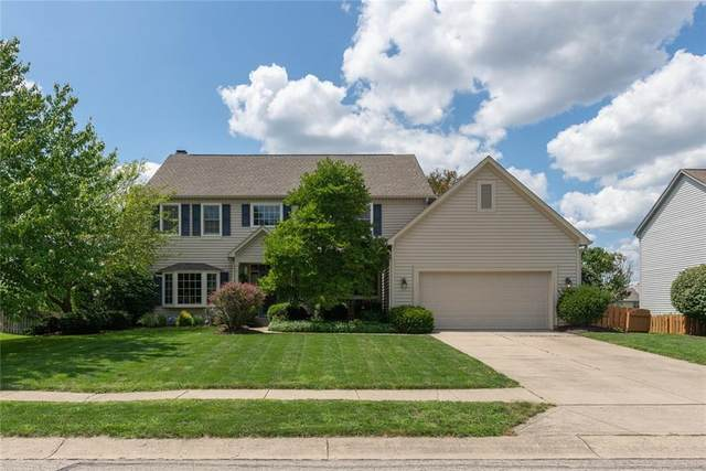 10976 Wharton Lane, Fishers, IN 46038 (MLS #21729539) :: Mike Price Realty Team - RE/MAX Centerstone