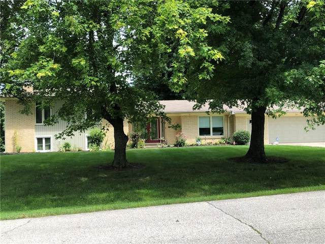 26 Spring Valley Drive, Anderson, IN 46011 (MLS #21729556) :: AR/haus Group Realty