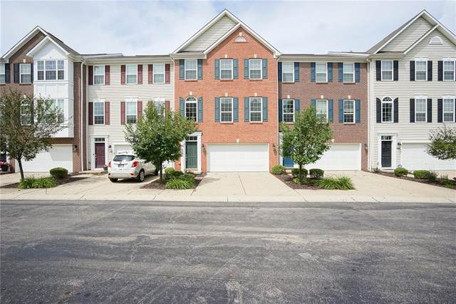 9346 Tanhurst Drive, Indianapolis, IN 46250 (MLS #21729566) :: Your Journey Team