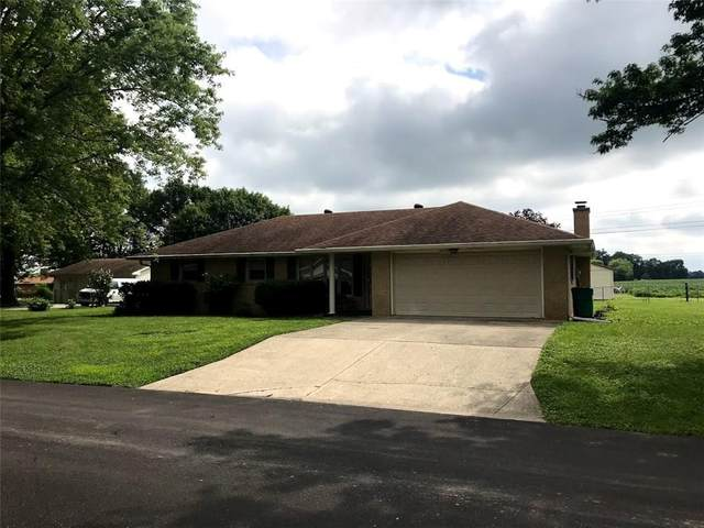 8304 S May Street, Daleville, IN 47334 (MLS #21729580) :: Mike Price Realty Team - RE/MAX Centerstone