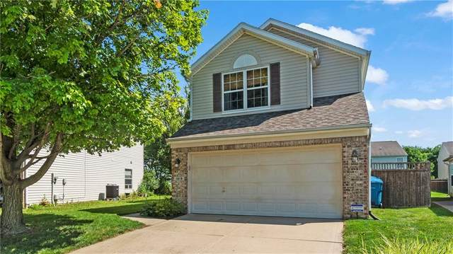 1619 Allegro Way, Indianapolis, IN 46231 (MLS #21729581) :: David Brenton's Team