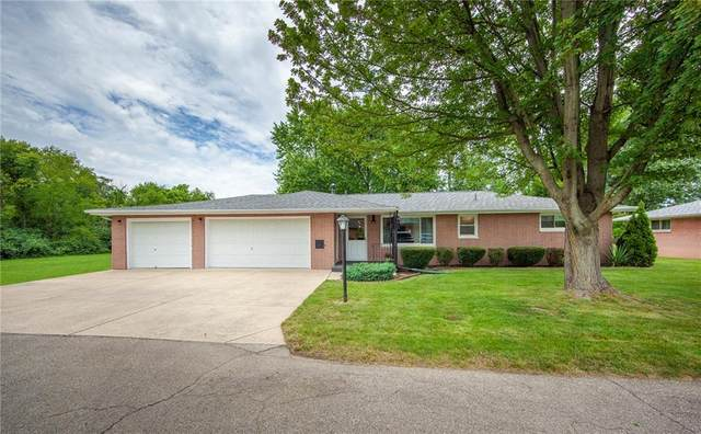 3915 Elmway Drive, Anderson, IN 46013 (MLS #21729592) :: David Brenton's Team