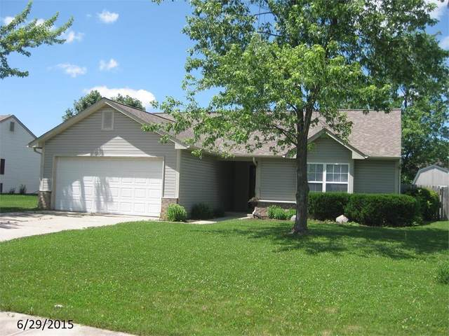 109 E Carolina Street, Fortville, IN 46040 (MLS #21729594) :: Anthony Robinson & AMR Real Estate Group LLC