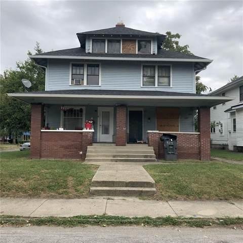 59 N Kealing Avenue, Indianapolis, IN 46201 (MLS #21729602) :: Heard Real Estate Team | eXp Realty, LLC