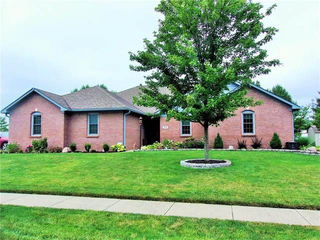5018 Braemar Street, Avon, IN 46123 (MLS #21729611) :: AR/haus Group Realty