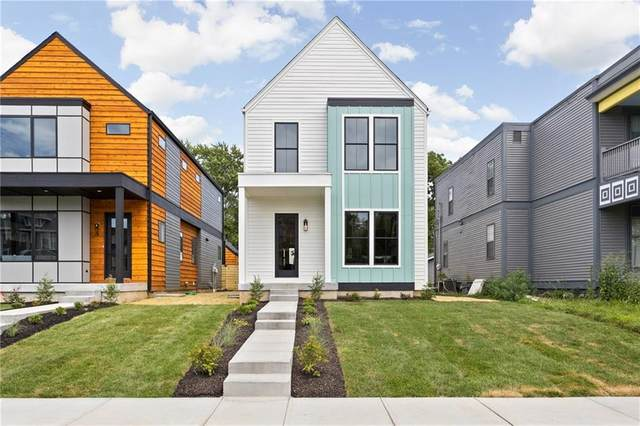2049 Carrollton Avenue, Indianapolis, IN 46202 (MLS #21729617) :: Heard Real Estate Team | eXp Realty, LLC