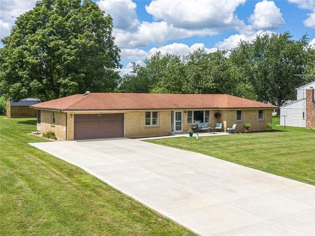 599 N Thorn Drive, Anderson, IN 46011 (MLS #21729624) :: David Brenton's Team