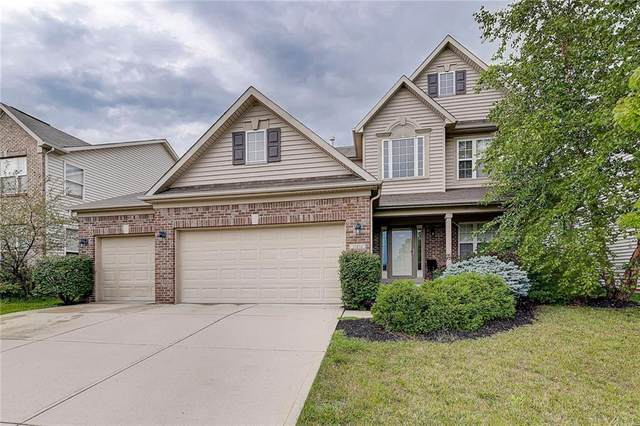 11836 Traymoore Drive, Fishers, IN 46038 (MLS #21729627) :: Your Journey Team