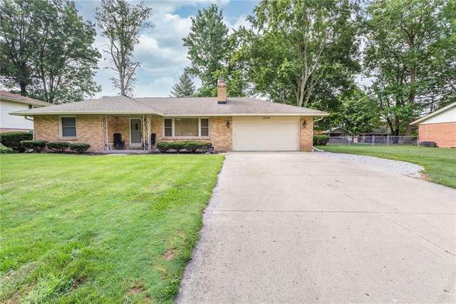 2319 Oakwood Drive, Anderson, IN 46011 (MLS #21729635) :: Anthony Robinson & AMR Real Estate Group LLC