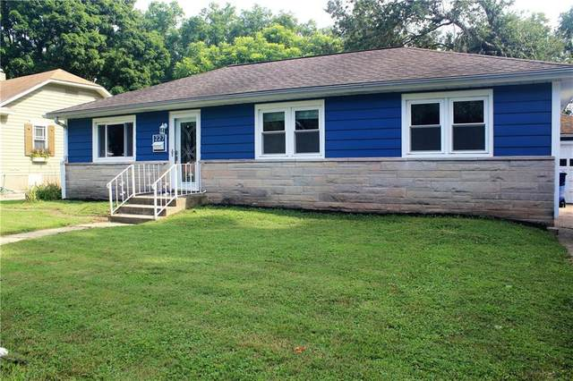 227 Hudson Avenue, Terre Haute, IN 47803 (MLS #21729667) :: Mike Price Realty Team - RE/MAX Centerstone