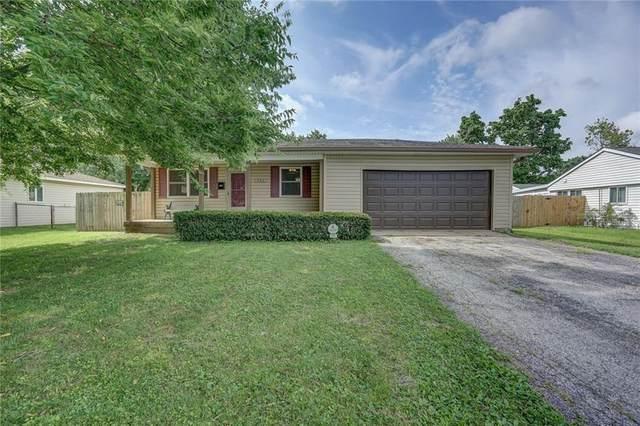 741 Alexander Street, Greenwood, IN 46143 (MLS #21729677) :: Heard Real Estate Team | eXp Realty, LLC