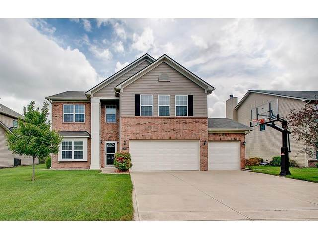 13871 Catalina Drive, Fishers, IN 46038 (MLS #21729713) :: Heard Real Estate Team | eXp Realty, LLC