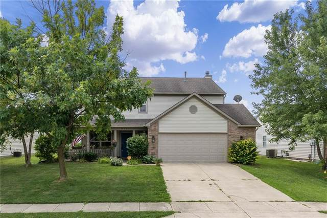 6311 E Rockhill Court, Camby, IN 46113 (MLS #21729730) :: Heard Real Estate Team | eXp Realty, LLC
