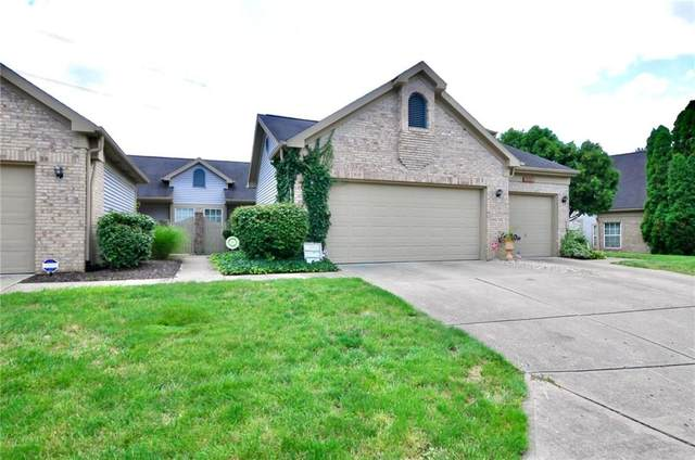 3727 Magenta Lane #2, Indianapolis, IN 46214 (MLS #21729732) :: The ORR Home Selling Team