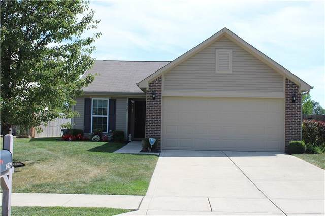 6929 Percy Drive, Camby, IN 46113 (MLS #21729760) :: Anthony Robinson & AMR Real Estate Group LLC