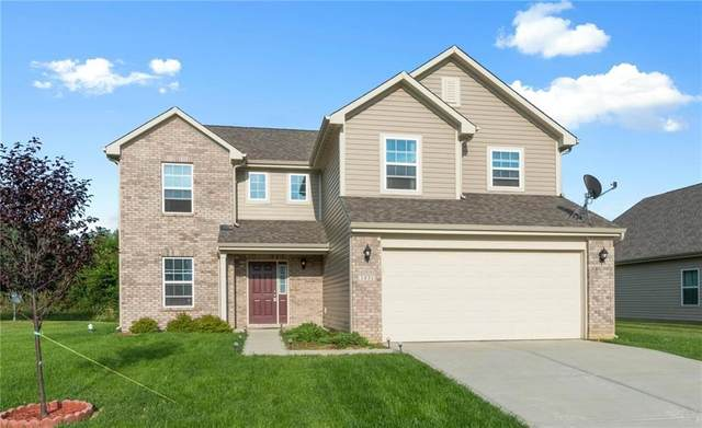 1831 Jessica Drive, Indianapolis, IN 46239 (MLS #21729763) :: Mike Price Realty Team - RE/MAX Centerstone