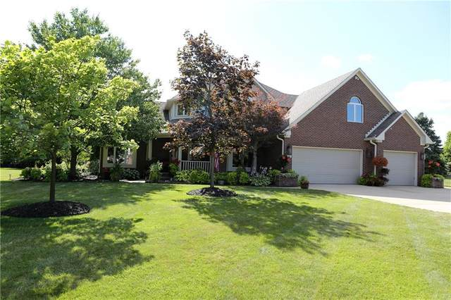 9842 N Wind River Run, Mccordsville, IN 46055 (MLS #21729765) :: Mike Price Realty Team - RE/MAX Centerstone