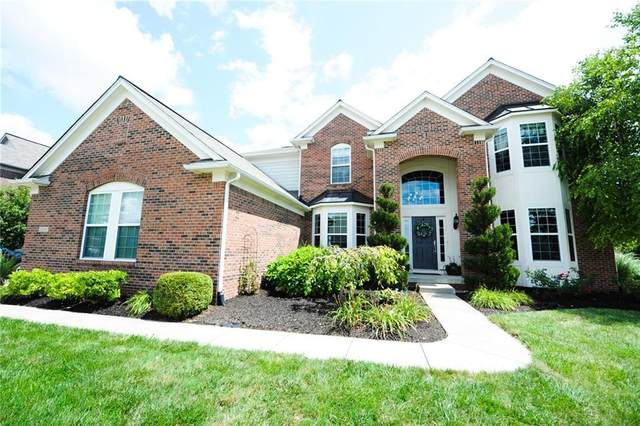 12535 Talon Crest Drive, Fishers, IN 46037 (MLS #21729770) :: Heard Real Estate Team | eXp Realty, LLC