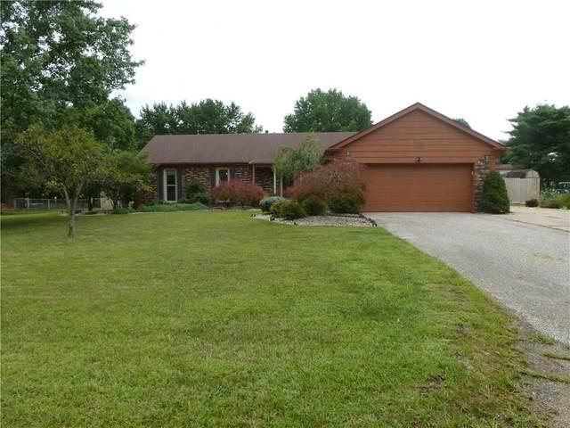 335 Summit Ridge Drive, Greenwood, IN 46142 (MLS #21729782) :: Heard Real Estate Team | eXp Realty, LLC