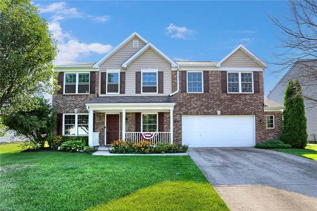 3641 Newberry Road, Plainfield, IN 46168 (MLS #21729797) :: The Indy Property Source