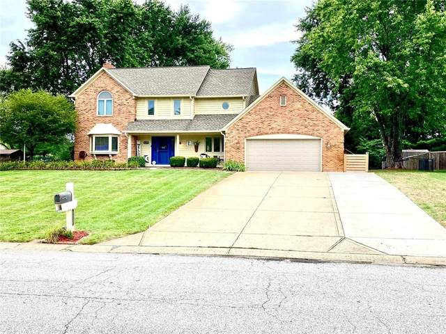 7152 Knightbridge Court, Avon, IN 46123 (MLS #21729800) :: Heard Real Estate Team | eXp Realty, LLC