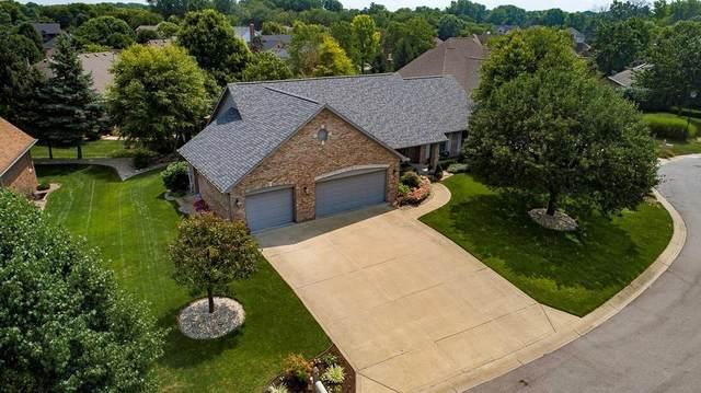 135 Hawthorne Lane, Greenwood, IN 46142 (MLS #21729802) :: Heard Real Estate Team | eXp Realty, LLC