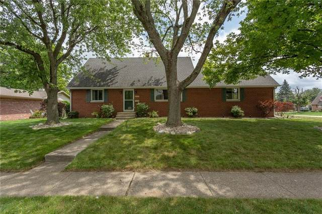 5808 W 29th Place, Speedway, IN 46224 (MLS #21729816) :: Mike Price Realty Team - RE/MAX Centerstone