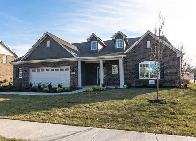 1201 W Curry Road, Greenwood, IN 46143 (MLS #21729825) :: AR/haus Group Realty