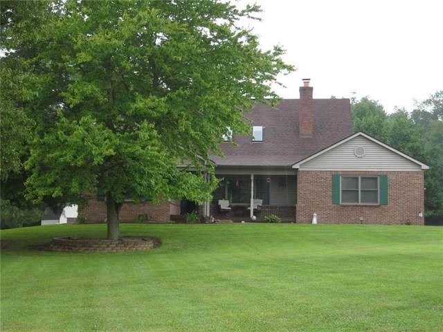 1270 W Bunkerhill Road, Mooresville, IN 46158 (MLS #21729838) :: Heard Real Estate Team   eXp Realty, LLC