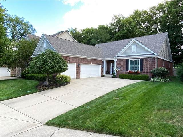 14211 Laura Vista Drive, Carmel, IN 46033 (MLS #21729843) :: Mike Price Realty Team - RE/MAX Centerstone