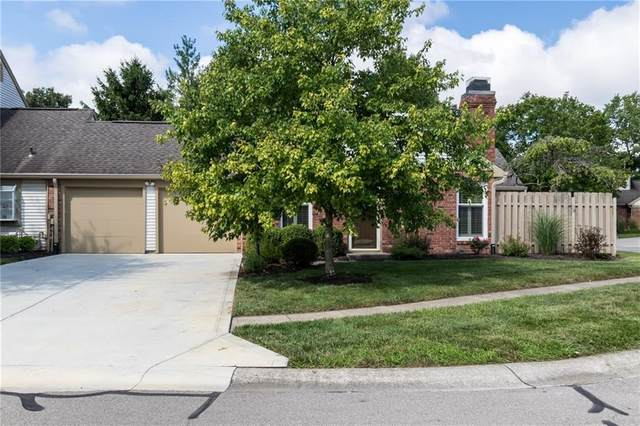 11660 Buttonwood Drive, Carmel, IN 46033 (MLS #21729857) :: Mike Price Realty Team - RE/MAX Centerstone