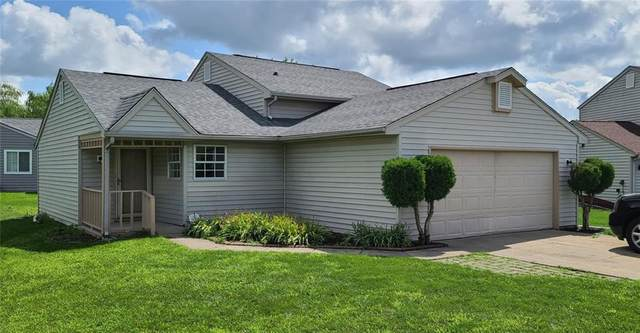 5610 Red Fox Court, Anderson, IN 46013 (MLS #21729870) :: David Brenton's Team
