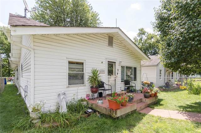 609 Ingomar Street, Indianapolis, IN 46241 (MLS #21729931) :: Mike Price Realty Team - RE/MAX Centerstone