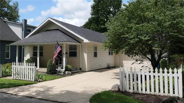 11254 House Street, Indianapolis, IN 46259 (MLS #21729958) :: Mike Price Realty Team - RE/MAX Centerstone
